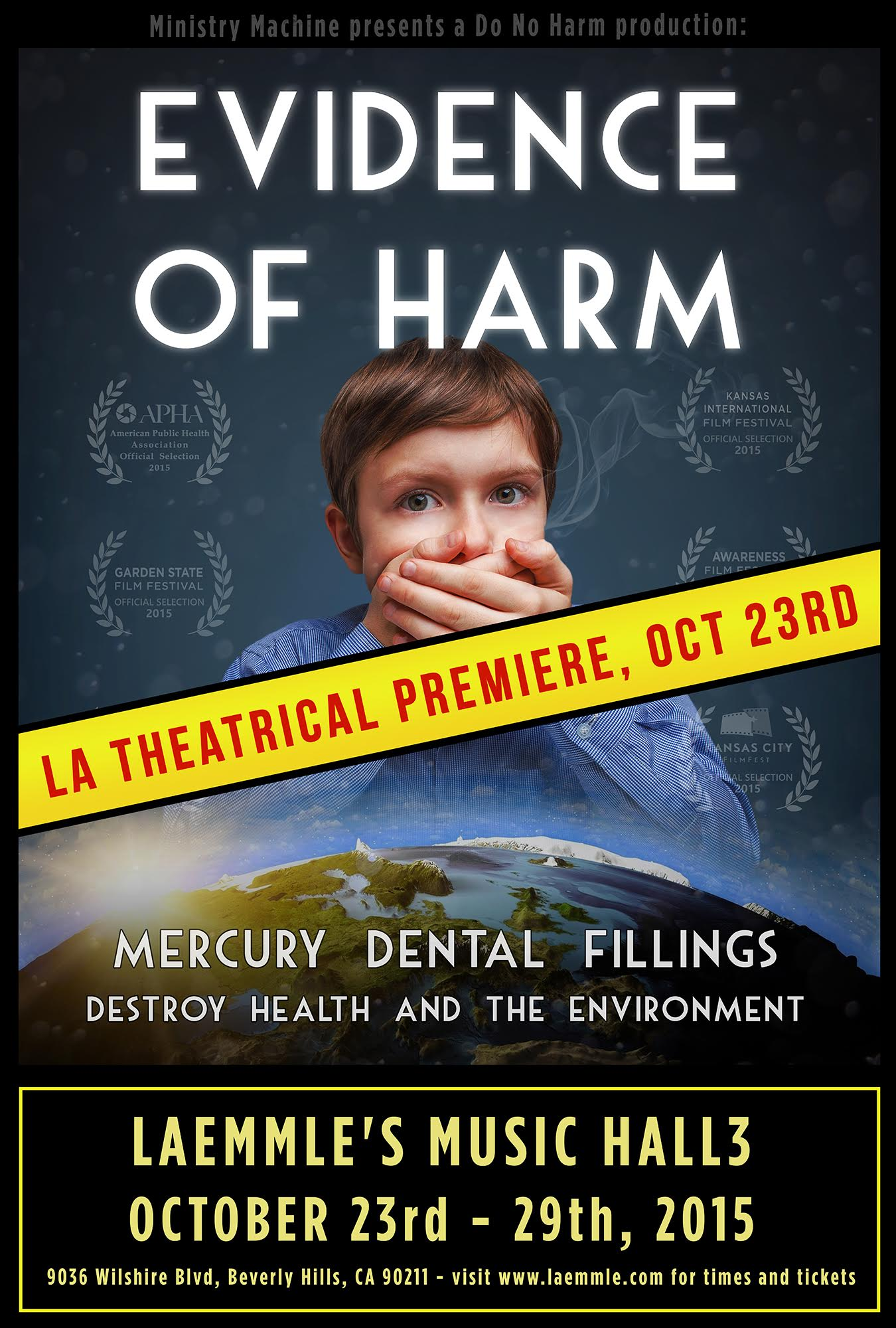documentary on mercury fillings
