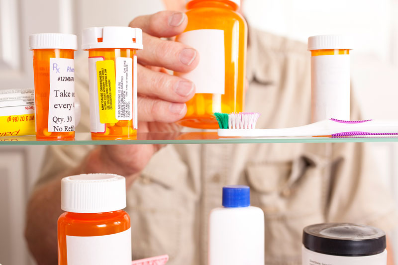 Medications That May Interfere With Your Oral Health